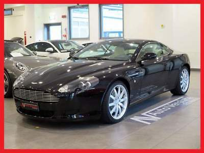Aston Martin DB9 Coupé Touchtronic V12 *UNICO PROPRIETARIO*