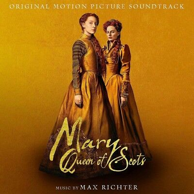 Max Richter Mary Queen Of Scots CD Soundtrack Brand New 2018