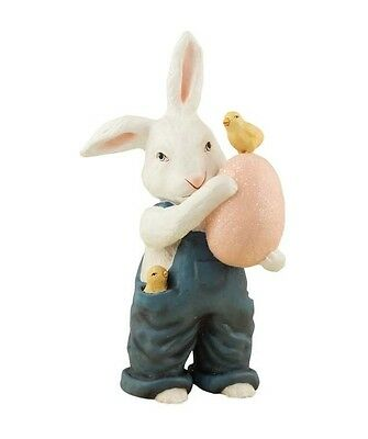 Bethany Lowe - Easter - Buster Bunny With Egg-TD5002