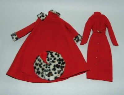 KITTY COLLIER Outfit DORIS MIXON Fashion Blvd RED LEOPARD TRIMMED