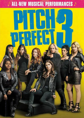 Pitch Perfect 3 - Movie Dvd