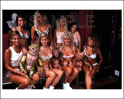 GHOULIES III GO TO COLLEGE 8X10 Photo 06 sexy girls in underwear / cult horror