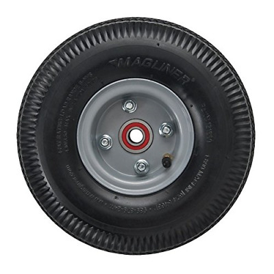 "Air Tire 10"" x 3.5""  Pneumatic Wheel For Magliner Hand Truck  121060"