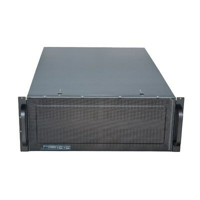 Rack Mountable Server Chassis 4U 650mm Depth with ATX PSU Window - no PSU TGC