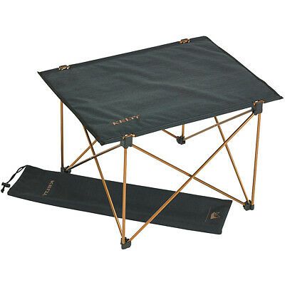 Kelty Linger Side Table - Heathered Black Outdoor Accessorie NEW