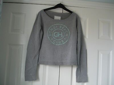 used older girls/womens long sleeved top by Gilly Hicks in size XS