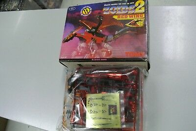 Vintage Tomy Zoids 2 Red Wing Model Kit No.5957 Rare