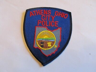 Ohio Athens Police Patch