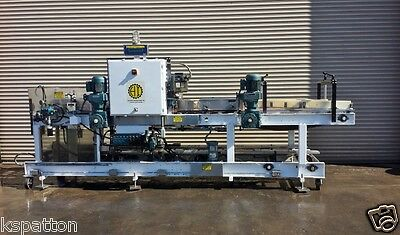 Hartness 825 Case / Tray Bottle Packer, Packing Machine
