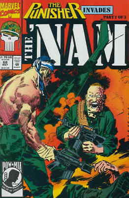 'Nam, The #68 VF/NM; Marvel | save on shipping - details inside