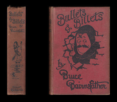 2nd Lieutenant Bruce Bairnsfather BULLETS AND BILLETS Western Front 1914-5 Ypres