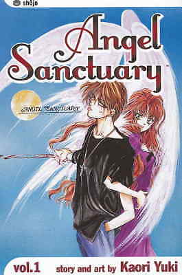 Angel Sanctuary #1 VF/NM; Viz | save on shipping - details inside