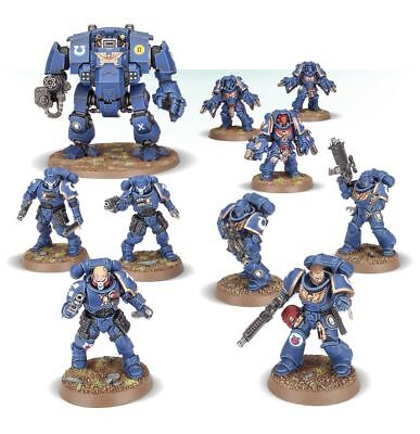 Warhammer 40,000: Easy to Build Primaris Space Marines Collection