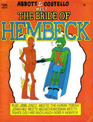Hembeck #3 FN; FantaCo | save on shipping - details inside