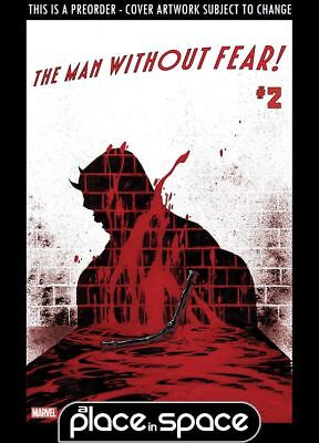 (Wk02) Man Without Fear #2A - Preorder 9Th Jan