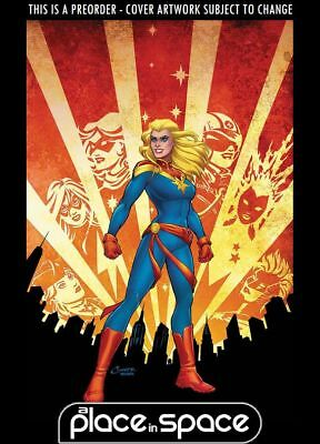 (Wk02) Captain Marvel, Vol. 11 #1A - Preorder 9Th Jan