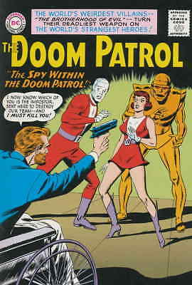 Doom Patrol, The (1st Series) #90 VG; DC | low grade comic - save on shipping -