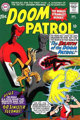 Doom Patrol, The (1st Series) #98 VG; DC | low grade comic - save on shipping -