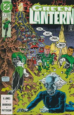 Green Lantern (3rd Series) #7 VF/NM; DC | save on shipping - details inside