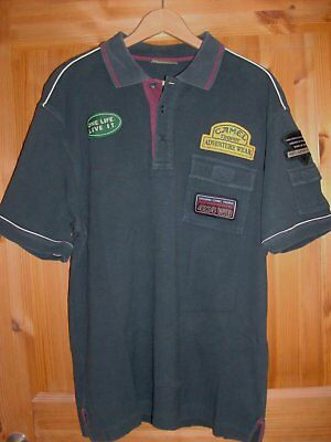 Camel Trophy Adventure Polo Shirt