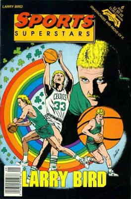 Sports Superstars #6 VG; Revolutionary | low grade comic - save on shipping - de