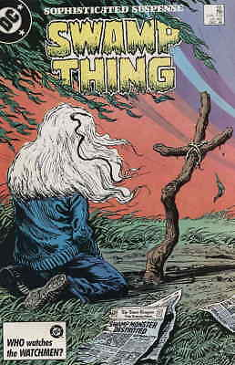 Swamp Thing (2nd Series) #55 VF; DC | save on shipping - details inside