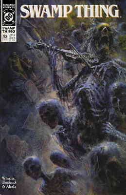Swamp Thing (2nd Series) #92 VF/NM; DC | save on shipping - details inside