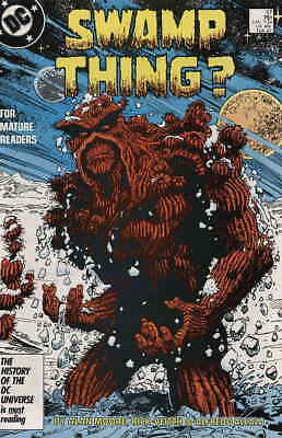 Swamp Thing (2nd Series) #57 VF; DC | save on shipping - details inside
