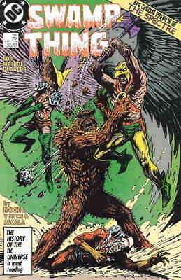 Swamp Thing (2nd Series) #58 VF/NM; DC | save on shipping - details inside