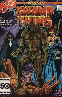 Swamp Thing (2nd Series) #46 VF/NM; DC | save on shipping - details inside