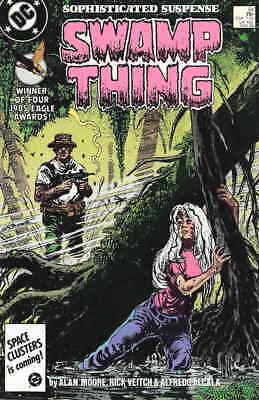 Swamp Thing (2nd Series) #54 VF/NM; DC | save on shipping - details inside