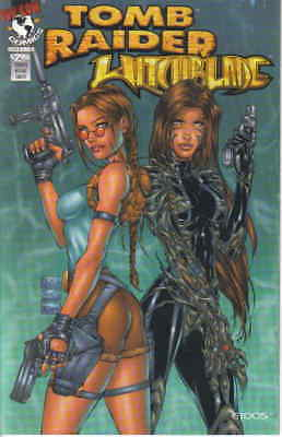 Tomb Raider/Witchblade #1 VF/NM; Image | save on shipping - details inside
