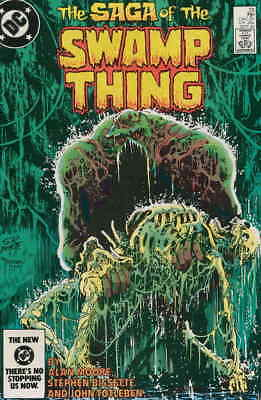 Saga of the Swamp Thing, The #28 VF/NM; DC | save on shipping - details inside