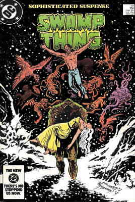 Saga of the Swamp Thing, The #31 VF/NM; DC | save on shipping - details inside