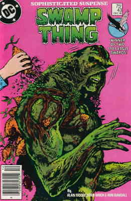 Saga of the Swamp Thing, The #43 VF/NM; DC | save on shipping - details inside