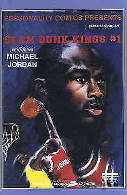 Slam Dunk Kings #1 VF/NM; Personality   save on shipping - details inside