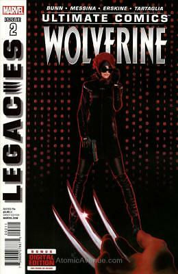 Ultimate Comics Wolverine #2 VF/NM; Marvel | save on shipping - details inside