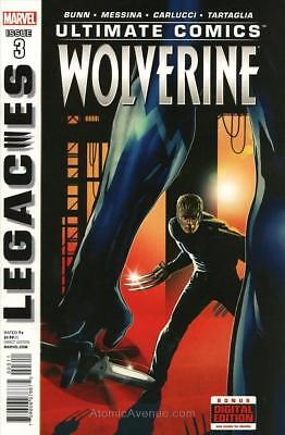 Ultimate Comics Wolverine #3 VF/NM; Marvel | save on shipping - details inside