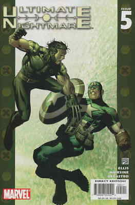 Ultimate Nightmare #5 VF/NM; Marvel | save on shipping - details inside