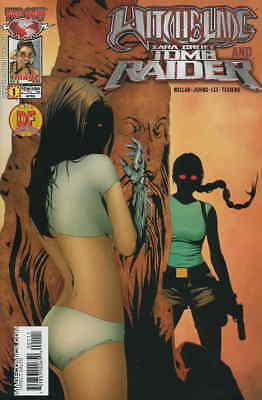 Witchblade and Tomb Raider #1 VF/NM; Image | save on shipping - details inside