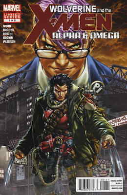 Wolverine and the X-Men: Alpha & Omega #1 VF/NM; Marvel | save on shipping - det