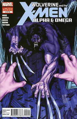 Wolverine and the X-Men: Alpha & Omega #2 VF/NM; Marvel | save on shipping - det