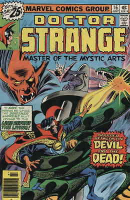 Doctor Strange (2nd Series) #16 VG; Marvel | low grade comic - save on shipping