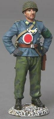 Thomas Gunn Ww2 German Fallschirmjager Fj029B Military Policeman Winter Mib