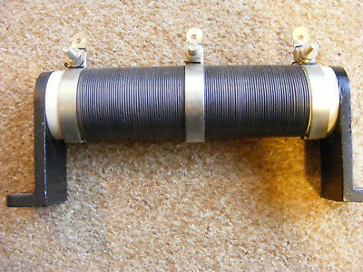 Arcol HD200 Rheostat-type Resistor 8 Ohms  5 Amps, Wire wound, Air cooled unused