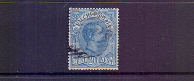 ITALY 1886 20c PARCEL POST USED