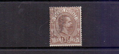 Italy 1884 1L75 Parcel Post Used