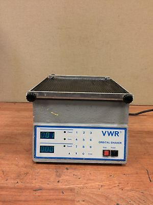 Vwr Scientific System Model 2001 Used Working Free Shipping no Lid