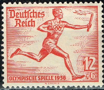 Germany Third Reich Berlin Summer Olympic Games stamp 1936 Openning MNH
