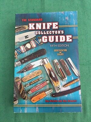 THE STANDARD KNIFE COLLECTOR'S GUIDE 5th Edition - 751 Pages - 2007
